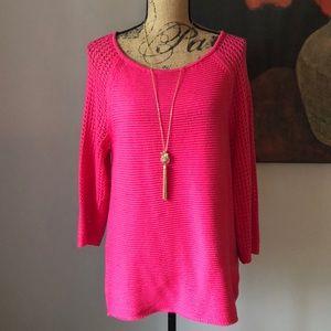 Summer sweater